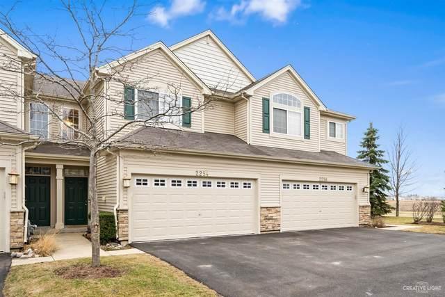 2254 Gallant Fox Circle, Montgomery, IL 60538 (MLS #10829031) :: RE/MAX IMPACT