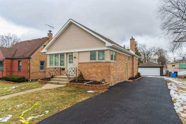 1941 Arthur Avenue, Berkeley, IL 60163 (MLS #10830581) :: The Spaniak Team