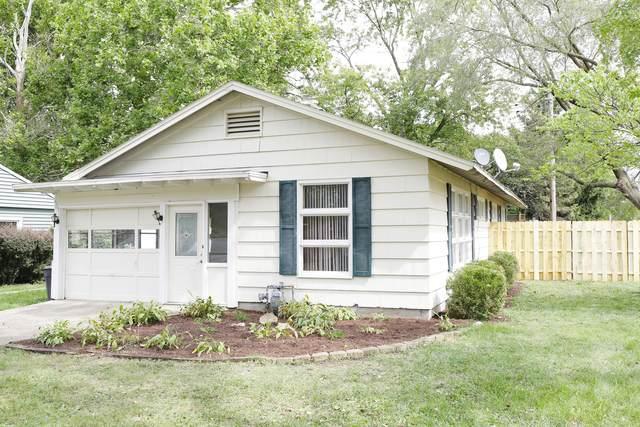 1508 Cambridge Drive, Champaign, IL 61821 (MLS #10837066) :: Suburban Life Realty