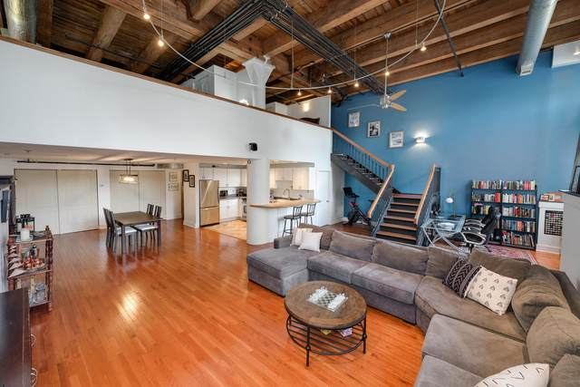 732 S Financial Place #105, Chicago, IL 60605 (MLS #10842841) :: Lewke Partners