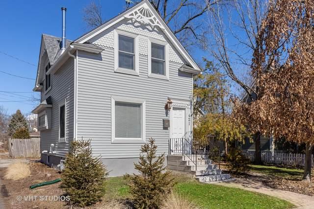 421 E School Street, Naperville, IL 60540 (MLS #10844577) :: Schoon Family Group