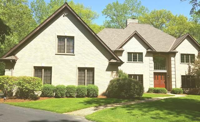 43 Woodview Lane, Lemont, IL 60439 (MLS #10847421) :: John Lyons Real Estate