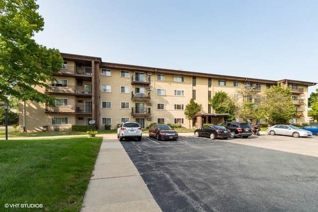 535 S Cleveland Avenue #106, Arlington Heights, IL 60005 (MLS #10850906) :: Lewke Partners