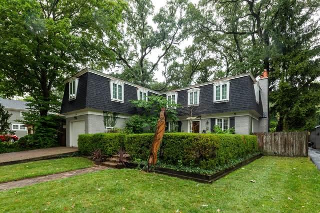 128 E Woodland Road, Lake Bluff, IL 60044 (MLS #10851763) :: John Lyons Real Estate