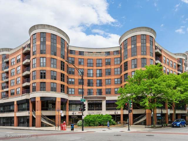 350 W Belden Avenue #402, Chicago, IL 60614 (MLS #10855245) :: RE/MAX Next