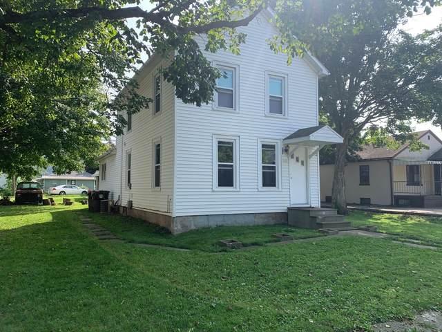 105 W Columbia Street, Danvers, IL 61732 (MLS #10859981) :: Janet Jurich