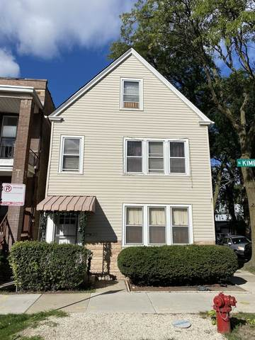 4156 N Kimball Avenue, Chicago, IL 60618 (MLS #10862932) :: Schoon Family Group