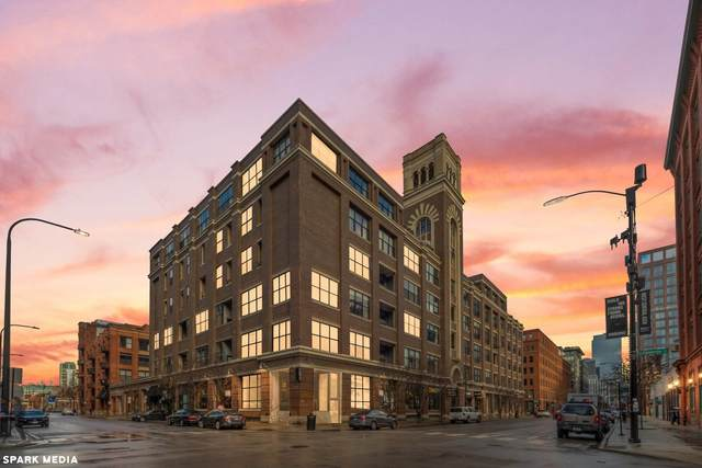 1000 W Washington Boulevard #218, Chicago, IL 60607 (MLS #10863821) :: John Lyons Real Estate