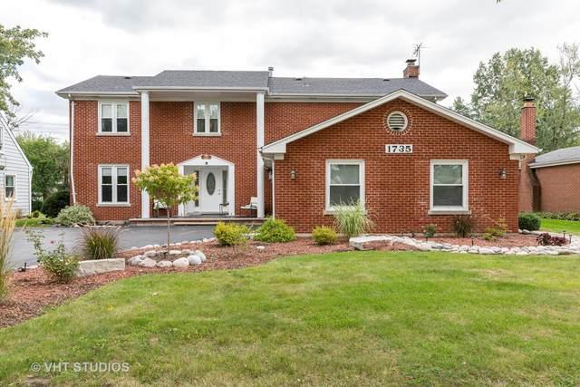 1735 Tina Lane, Flossmoor, IL 60422 (MLS #10863927) :: Lewke Partners