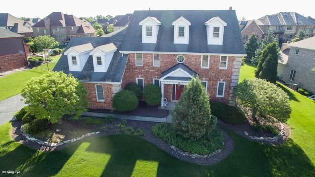 14065 Marilyn Terrace, Orland Park, IL 60467 (MLS #10873629) :: John Lyons Real Estate