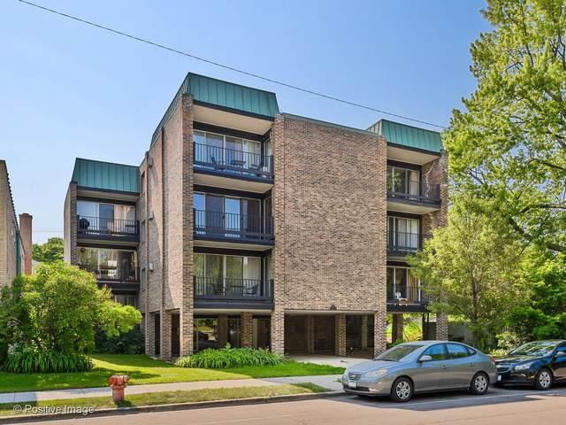 4136 N California Avenue #201, Chicago, IL 60618 (MLS #10877365) :: Suburban Life Realty