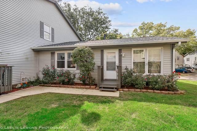 219 Eagle Court A, Bolingbrook, IL 60440 (MLS #10880926) :: Jacqui Miller Homes
