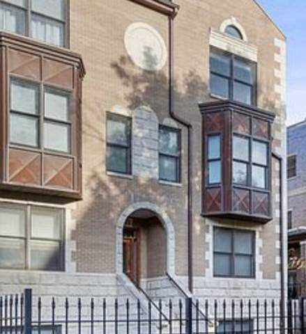 3971 S Ellis Avenue 1S, Chicago, IL 60653 (MLS #10883189) :: Helen Oliveri Real Estate