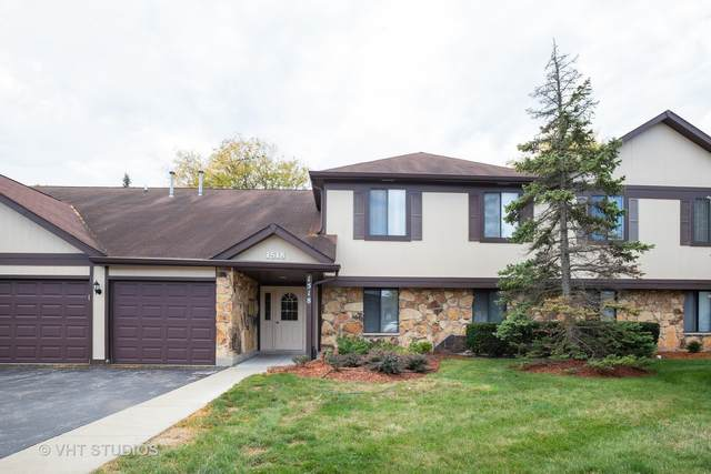 1518 Harbour Court 2B, Schaumburg, IL 60193 (MLS #10883422) :: The Wexler Group at Keller Williams Preferred Realty