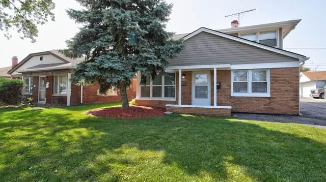 11550 S Troy Drive, Merrionette Park, IL 60803 (MLS #10885072) :: John Lyons Real Estate