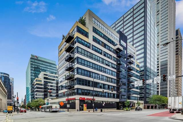 130 S Canal Street 9Q, Chicago, IL 60606 (MLS #10886065) :: Littlefield Group