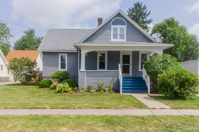 321 W Wood Street, Peotone, IL 60468 (MLS #10887826) :: John Lyons Real Estate