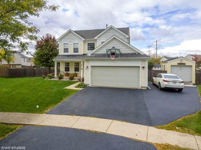 680 Bluebird Drive, Bolingbrook, IL 60440 (MLS #10890677) :: Lewke Partners