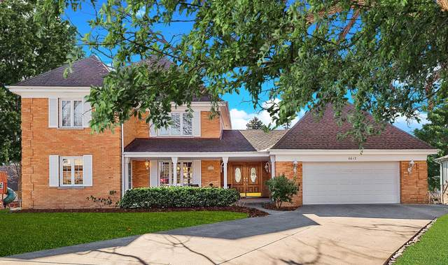 6612 Cochise Drive, Indian Head Park, IL 60525 (MLS #10892877) :: Lewke Partners