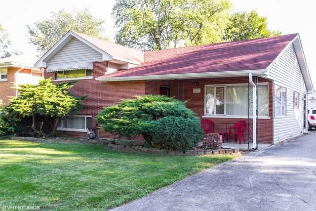 2809 Lexington Drive, Hazel Crest, IL 60429 (MLS #10892935) :: Ryan Dallas Real Estate