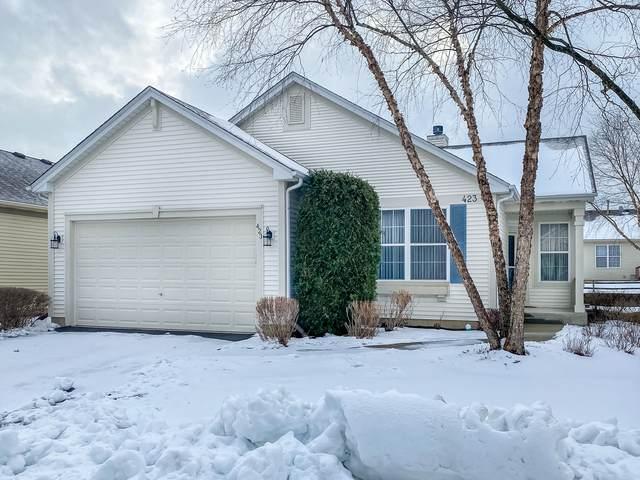 423 Longfield Lane, Grayslake, IL 60030 (MLS #10893533) :: BN Homes Group