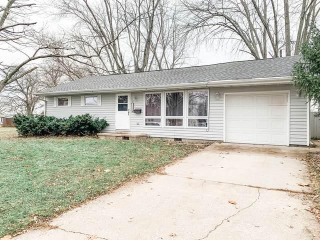 1160 Englewood Drive, Rantoul, IL 61866 (MLS #10893555) :: Ryan Dallas Real Estate