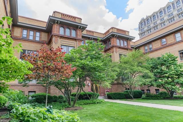 2230 N Lincoln Park West 3H, Chicago, IL 60614 (MLS #10893809) :: Helen Oliveri Real Estate