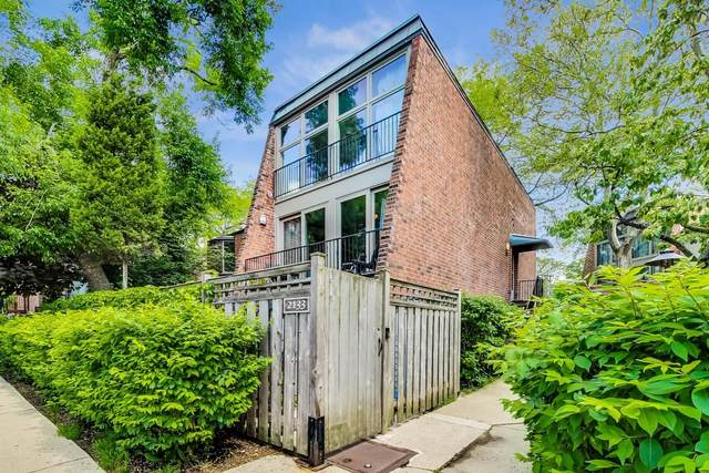 2133 N Lincoln Avenue, Chicago, IL 60614 (MLS #10894607) :: Property Consultants Realty