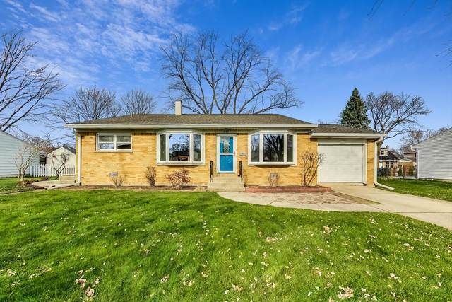 1442 E Reynolds Drive, Palatine, IL 60074 (MLS #10901915) :: Helen Oliveri Real Estate