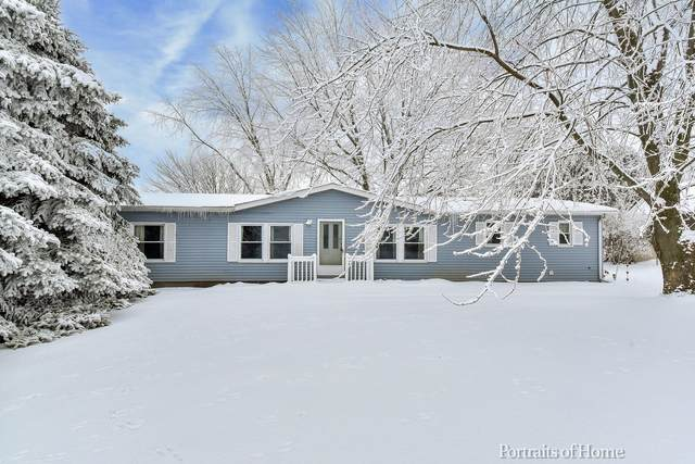 195 W Fuller Drive, Waterman, IL 60556 (MLS #10902088) :: Jacqui Miller Homes