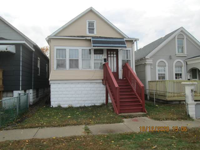 4514 S Towle Avenue, Hammond, IN 46327 (MLS #10903078) :: Lewke Partners