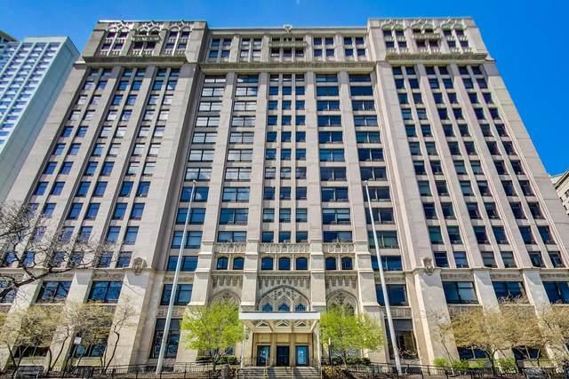 680 N Lake Shore Drive #604, Chicago, IL 60611 (MLS #10907549) :: Helen Oliveri Real Estate