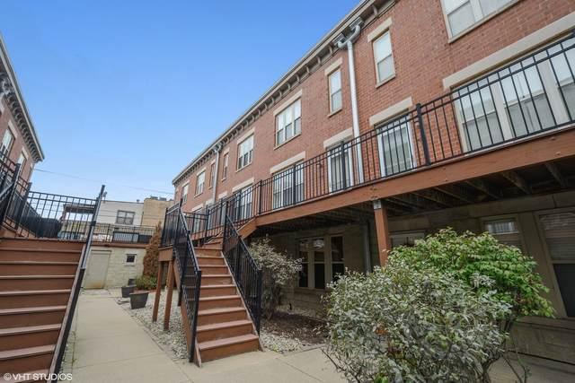 2405 W Flournoy Street B, Chicago, IL 60612 (MLS #10907916) :: John Lyons Real Estate
