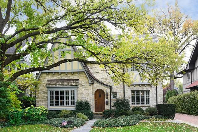 1215 Greenwood Avenue, Wilmette, IL 60091 (MLS #10908064) :: Jacqui Miller Homes