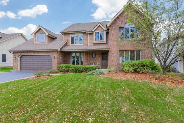 1405 Sequoia Road, Naperville, IL 60540 (MLS #10913075) :: Littlefield Group