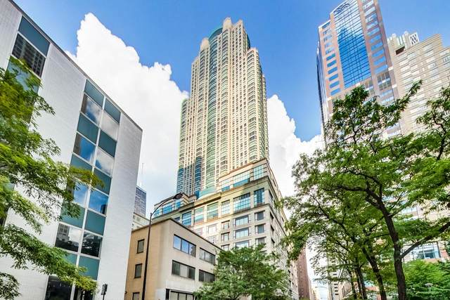 100 E Huron Street #2805, Chicago, IL 60611 (MLS #10913303) :: The Wexler Group at Keller Williams Preferred Realty