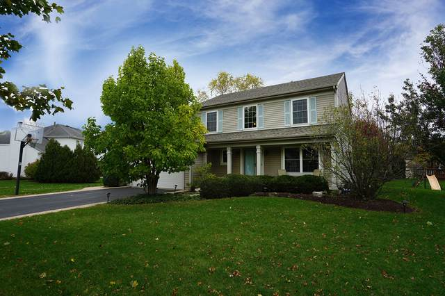 414 Litturi Court, Wauconda, IL 60084 (MLS #10914148) :: Helen Oliveri Real Estate