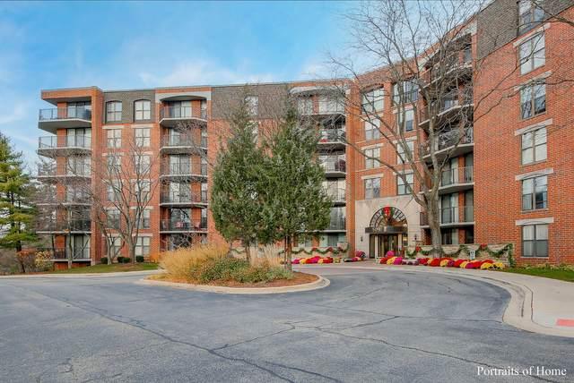 509 Aurora Avenue #111, Naperville, IL 60540 (MLS #10915186) :: The Dena Furlow Team - Keller Williams Realty