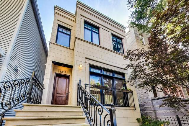 1337 W Roscoe Street, Chicago, IL 60657 (MLS #10915748) :: The Perotti Group