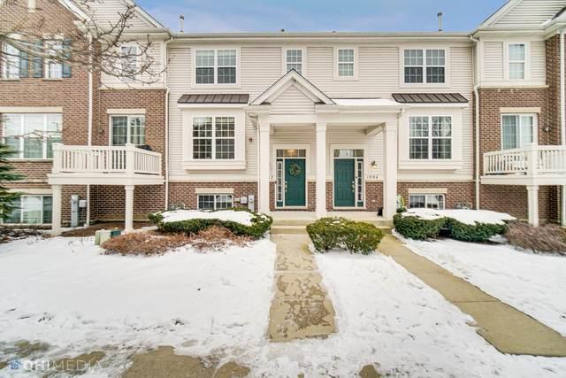 1882 Potomac Court, Wheeling, IL 60090 (MLS #10916325) :: Helen Oliveri Real Estate