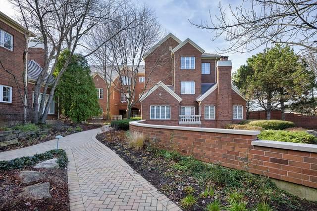 213 Regent Wood Road #213, Northfield, IL 60093 (MLS #10917865) :: The Wexler Group at Keller Williams Preferred Realty
