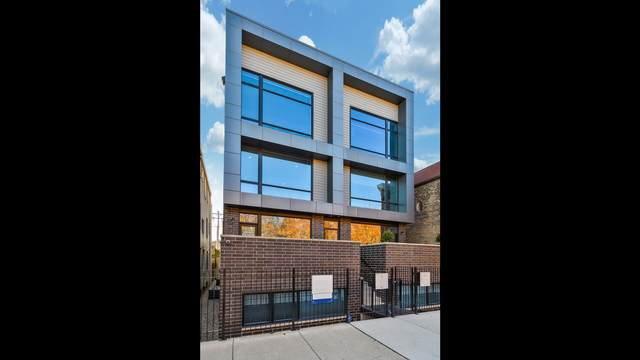 854 N May Street 2S, Chicago, IL 60642 (MLS #10917948) :: Suburban Life Realty