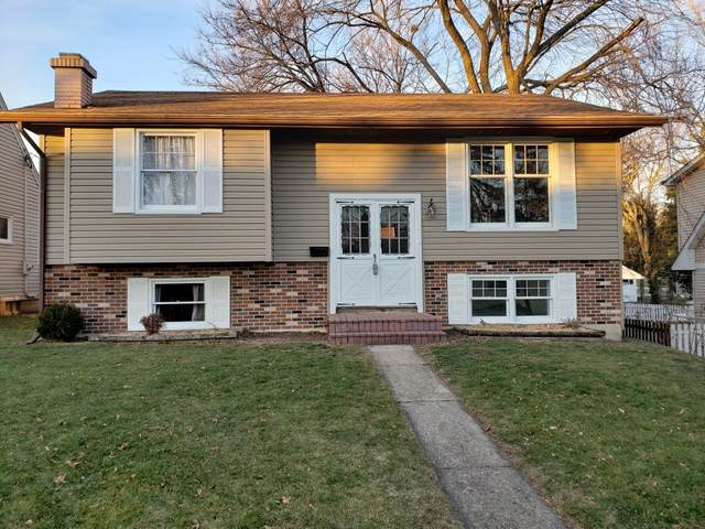 223 E Pomeroy Street, West Chicago, IL 60185 (MLS #10918172) :: The Spaniak Team
