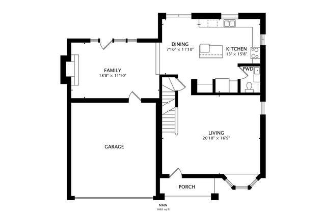 1524 W Richmond Street, Arlington Heights, IL 60004 (MLS #10918471) :: Helen Oliveri Real Estate