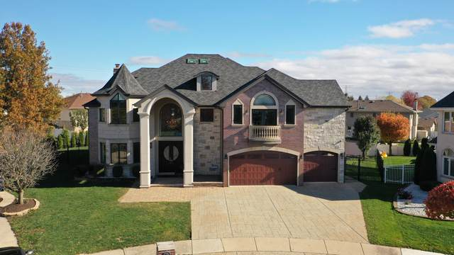 7818 Braeloch Court, Orland Park, IL 60462 (MLS #10918666) :: The Wexler Group at Keller Williams Preferred Realty