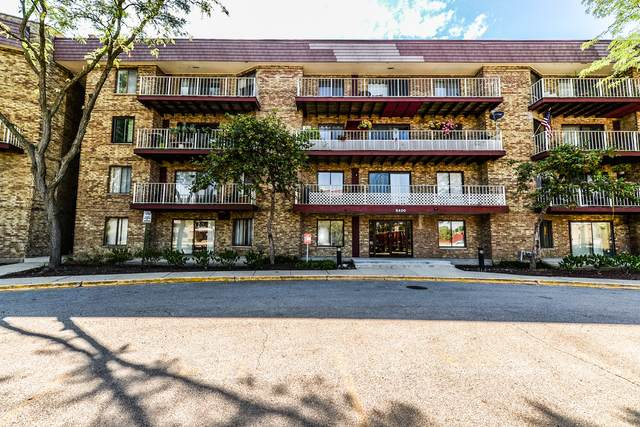 5400 Astor Lane #308, Rolling Meadows, IL 60008 (MLS #10919319) :: The Wexler Group at Keller Williams Preferred Realty