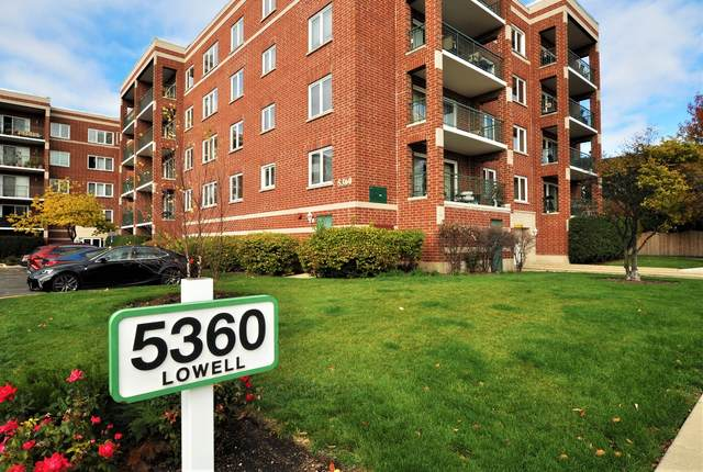 5360 N Lowell Avenue #505, Chicago, IL 60630 (MLS #10919418) :: Lewke Partners