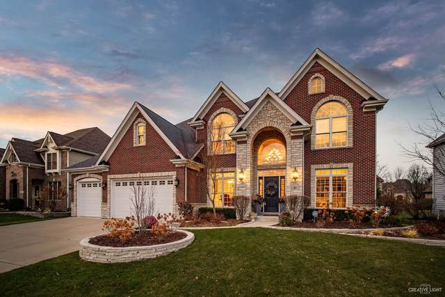 6 Mitchell Circle, Wheaton, IL 60189 (MLS #10919846) :: John Lyons Real Estate