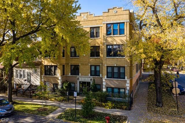 2709 W Altgeld Street #1, Chicago, IL 60647 (MLS #10920035) :: BN Homes Group