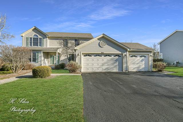 841 Bristol Drive, Algonquin, IL 60102 (MLS #10920690) :: John Lyons Real Estate